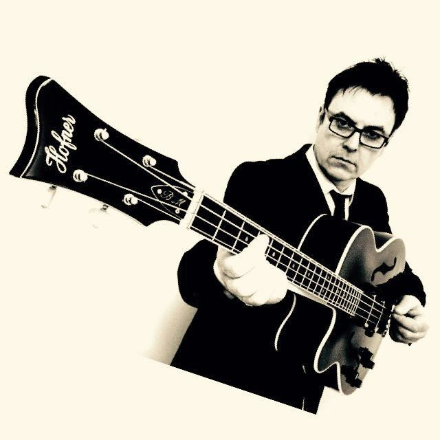 Win a Hofner bass here!